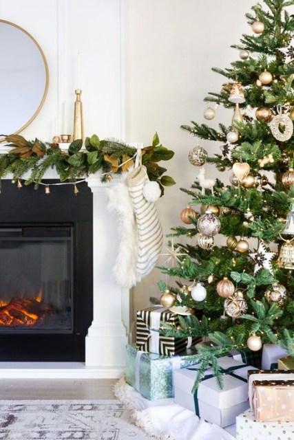 Minimalist Christmas Decoration On A Budget 03