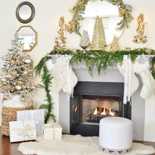 Modern Christmas Home Tour For Home Decor 20