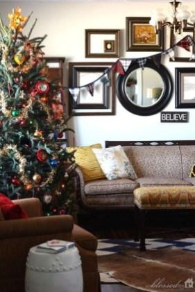 Modern Christmas Home Tour For Home Decor 33