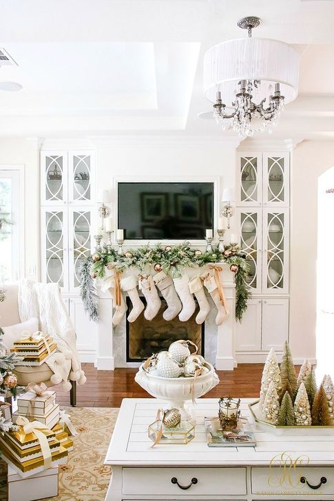 Modern Christmas Home Tour For Home Decor 54