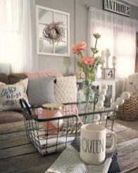 Popular Winter Living Room Design For Inspiration 12