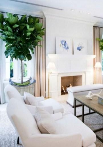 Popular Winter Living Room Design For Inspiration 57