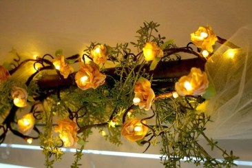 Stunning Shabby Chic Christmas Decoration Ideas 09