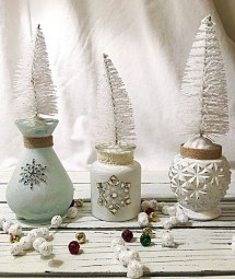 Stunning Shabby Chic Christmas Decoration Ideas 38