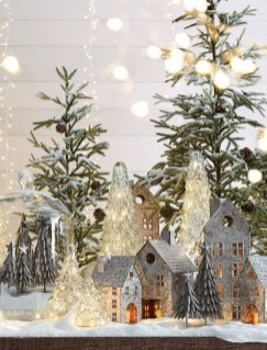 Wonderful Scandinavian Christmas Decoration Ideas 05