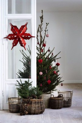 Wonderful Scandinavian Christmas Decoration Ideas 08