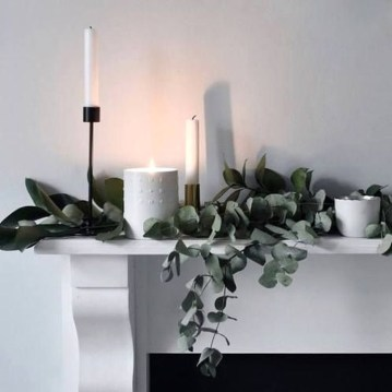 Wonderful Scandinavian Christmas Decoration Ideas 18