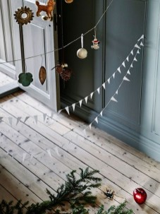 Wonderful Scandinavian Christmas Decoration Ideas 23
