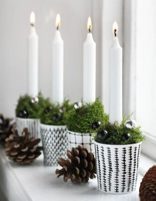 Wonderful Scandinavian Christmas Decoration Ideas 26