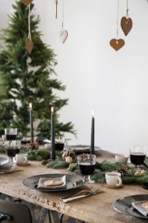 Wonderful Scandinavian Christmas Decoration Ideas 52