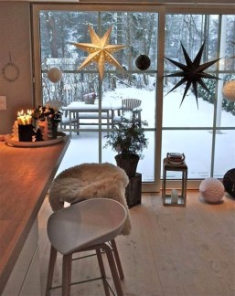 Wonderful Scandinavian Christmas Decoration Ideas 54