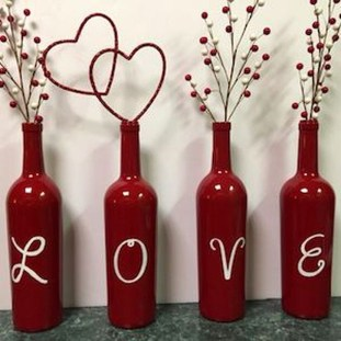 Awesome Valentines Day Decoration For Inspiration 22