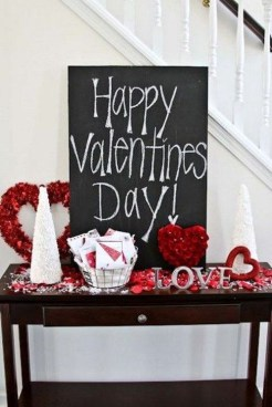 Awesome Valentines Day Decoration For Inspiration 44