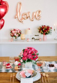 Awesome Valentines Day Decoration For Inspiration 47