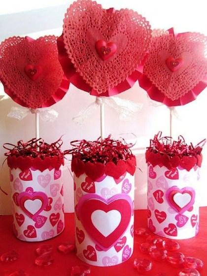 Beautiful Valentines Day Table Decoration Ideeas 33