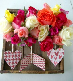 Beautiful Valentines Day Table Decoration Ideeas 40