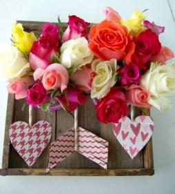 Beautiful Valentines Day Table Decoration Ideeas 40