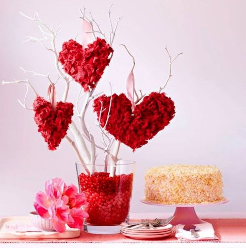 Beautiful Valentines Day Table Decoration Ideeas 52