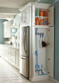 Best DIY Kitchen Storage Ideas For More Space In The Kitchen 13