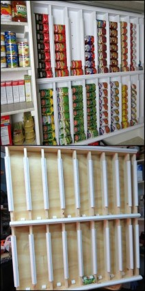 Best DIY Kitchen Storage Ideas For More Space In The Kitchen 35