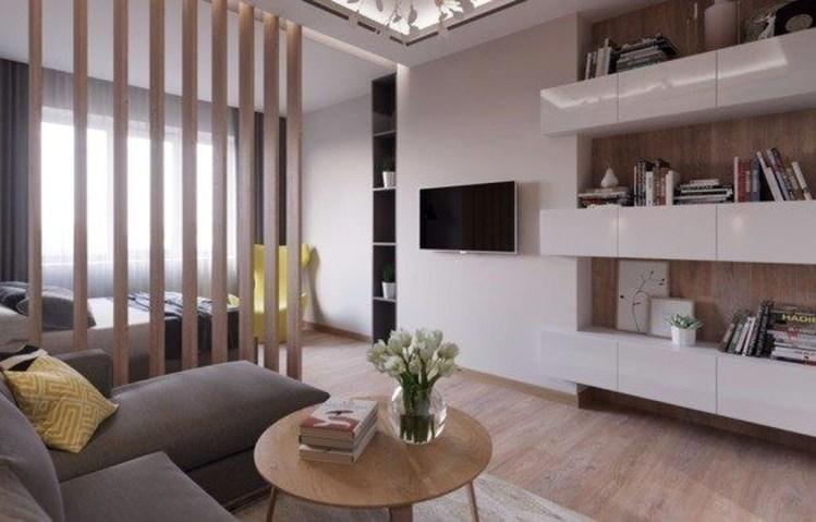 Brilliant Studio Apartment Decor Ideas On A Budget 07