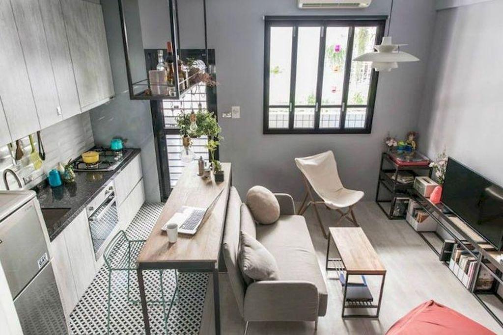 Brilliant Studio Apartment Decor Ideas On A Budget 11