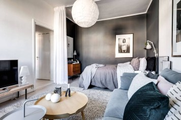 Brilliant Studio Apartment Decor Ideas On A Budget 14