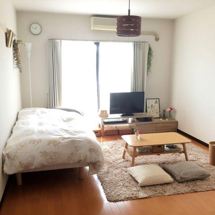 Brilliant Studio Apartment Decor Ideas On A Budget 19