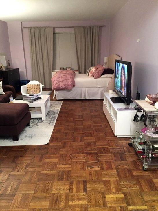 Brilliant Studio Apartment Decor Ideas On A Budget 26