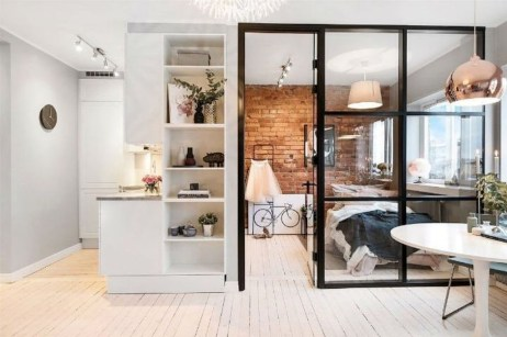Brilliant Studio Apartment Decor Ideas On A Budget 50