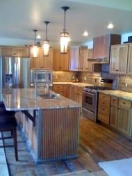 Cool Kitchen Island Design Ideas 05