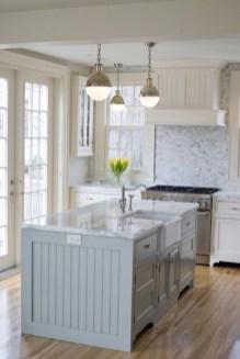 Cool Kitchen Island Design Ideas 19