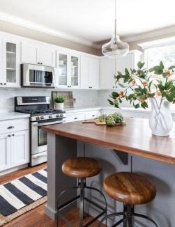 Cool Kitchen Island Design Ideas 20