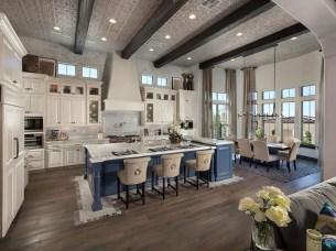 Cool Kitchen Island Design Ideas 25