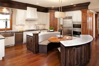 Cool Kitchen Island Design Ideas 29
