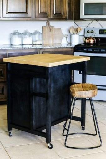 Cool Kitchen Island Design Ideas 34