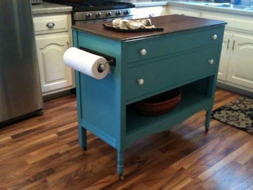 Cool Kitchen Island Design Ideas 46