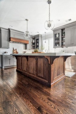 Cool Kitchen Island Design Ideas 47