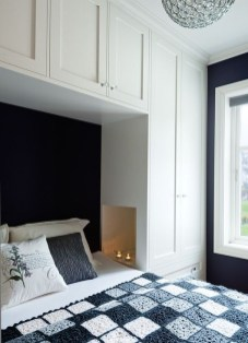 Elegant Small Master Bedroom Inspiration On A Budget 24