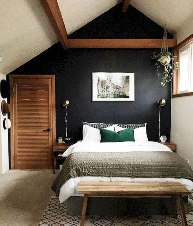 Elegant Small Master Bedroom Inspiration On A Budget 25