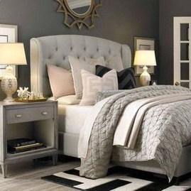 Elegant Small Master Bedroom Inspiration On A Budget 31