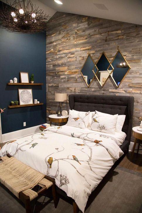 Elegant Small Master Bedroom Inspiration On A Budget 32