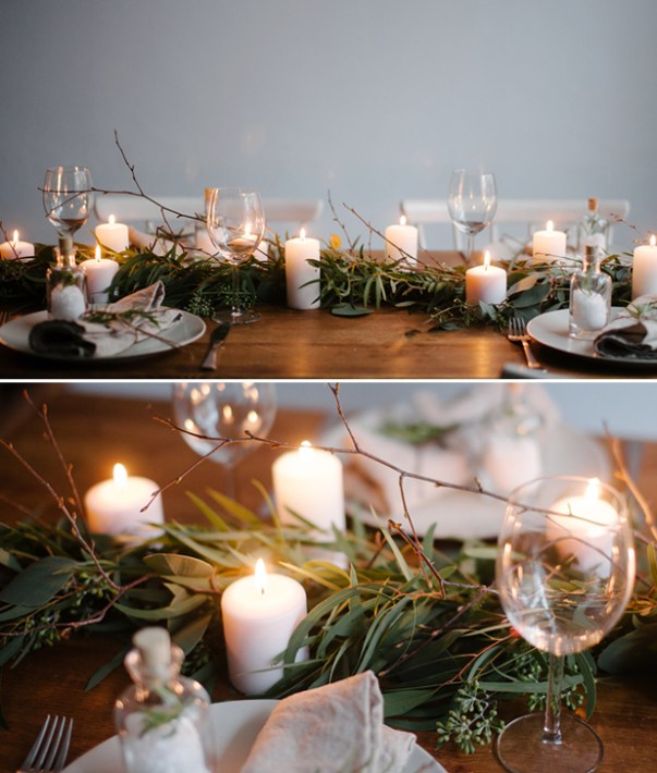 Extraordinary Winter Table Decoration You Can Make 47