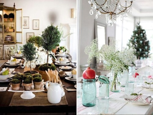 Extraordinary Winter Table Decoration You Can Make 54