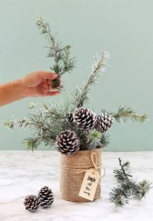 Extraordinary Winter Table Decoration You Can Make 60