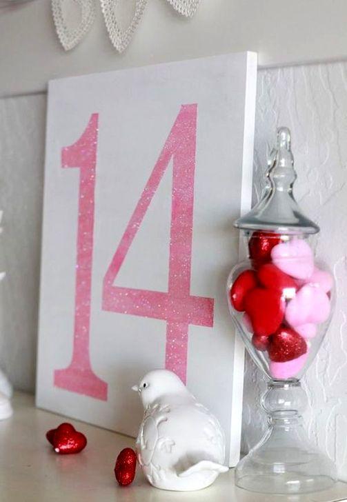 Fantastic DIY Valentines Day Decoration Ideas 09