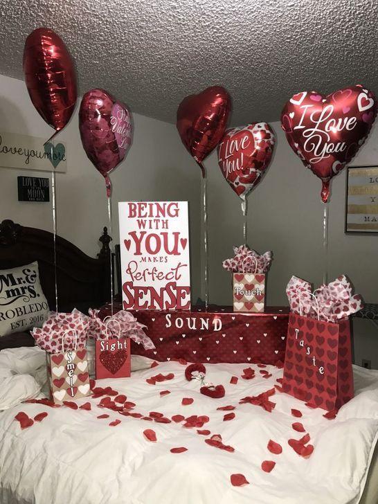 Fantastic DIY Valentines Day Decoration Ideas 37