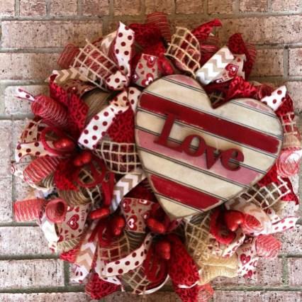 Fantastic DIY Valentines Day Decoration Ideas 39