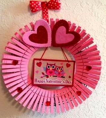 Fantastic DIY Valentines Day Decoration Ideas 50