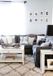 Gorgeous Winter Family Room Design Ideas 01